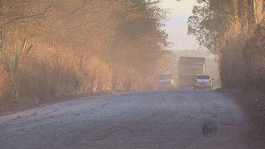 Estiagem piora a qualidade do ar em Santa Gertrudes - Estiagem piora a qualidade do ar em Santa Gertrudes