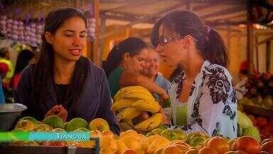 Tianguá tem frutas e verduras produzidas na Serra da Ibiapaba - Município foi criado no ano de 1890.