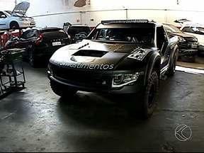 Dupla de Uberlândia projeta carro para participar do Rally dos Sertões - Gustavo Maierá e Gabriel Cestari projetaram e construíram um veículo para estrear na maior prova de off-road do Brasil. Eles contam como encararam o duplo desafio