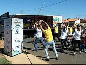 Integração Cidade: Manhã de cidadania em Araguari - Vários serviços foram oferecidos à população gratuitamente dentro do projeto que tem apoio da TV Integração.