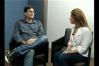 Candidato Marco Antônio, do PCB, é entrevistado para o Jornal Liberal 2ª Edição - Candidato ao governo do Pará participou de entrevista gravada para o telejornal.