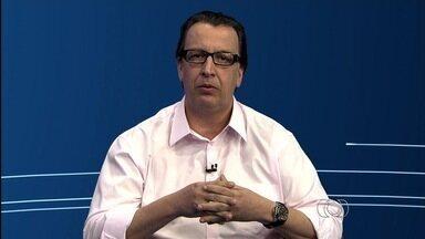 JA2 entrevista Alexandre Magalhães, candidato ao governo de Goiás - Sete políticos concorrerão ao governo goiano nas eleições de outubro.