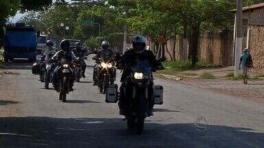 Corumbá sedia evento de motociclismo neste fim de semana - Participantes se encantaram com o Pantanal.