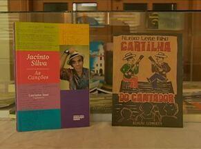Em Caruaru, Acaccil recebe lançamentos de livros neste sábado (23) - À ocasião, serão lançados a 'Cartilha do Cantador', do poeta Aleixo Leite, e o livro 'Jacinto Silva - As Canções', do escritor Luciano José.