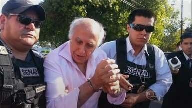 Veja detalhes da investigação que levou à prisão de Roger Abdelmassih - O ex-médico foi preso na última terça-feira (19). Abdelmassih foi condenado por estuprar clientes na clínica de fertilização dele em São Paulo.
