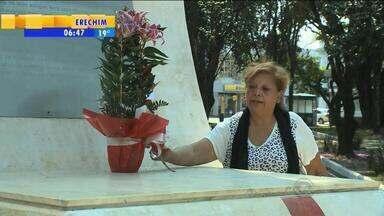 Morte do ex-presidente Getúlio Vargas completa 60 anos - Final de semana foi de homenagens em São Borja, RS.