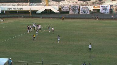 Comercial toma goleada no estádio Palma Travassos - Votuporanguense levou a melhor e venceu por 4 a 1.
