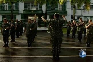 Nesta segunda-feira (25) é comemorado o Dia do Soldado - Dia será marcado por solenidade na capital baiana.