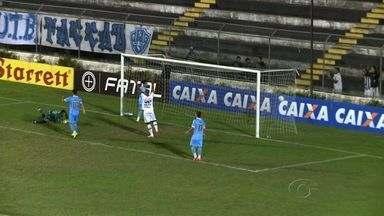 ASA consegue a segunda vitória consecultiva na Série C - Alvinegro venceu o Paysandu por 1 a 0.
