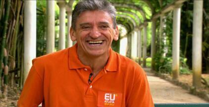 Paraibano é desafiado a disputar maratona pelo Esporte Espetacular - Paraibano João da Silva vence o alcoolismo, através do esporte, e é desafiado pelo programa a correr uma maratona