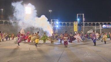 'Pistoleiros da roça' se apresentam no 58º Festival Folclórico do AM - Apresentações acontecem no Centro Cultural dos Povos da Amazônia.