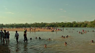 Bombeiros alertam para casos de afogamento em rios de Mato Grosso - Os bombeiros alertam para os casos de afogamento em rios de Mato Grosso.
