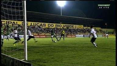 Luverdense empata com o Joinville e sobe na tabela da Série B - Luverdense empata com o Joinville e sobe na tabela da Série B.