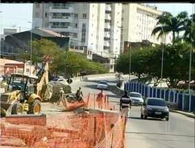Ponte Leonel Brizola é liberada para o tráfego em Campos, no RJ - Local ficou interditado por aproximadamente um mês.A rua 21 de Abril, que também estava interditada, foi liberada.