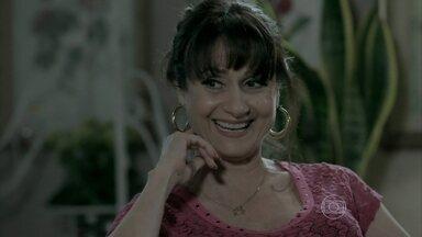Magnólia conta a Severo seu plano para garantir gravidez de Isis - Ela revela que fez um chá especial para a filha