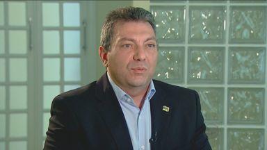 Walter Ciglioni, candidato do PRTB ao governo de SP, é entrevistado no Jornal da EPTV - O candidato do PRTB, Walter Ciglioni, foi o entrevistado desta quinta-feira (4).