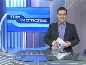 Confira os destaques desta sexta-feira no Tem Notícias 1ª edição no noroeste paulista - Confira os destaques desta sexta-feira no Tem Notícias 1ª edição no noroeste paulista.