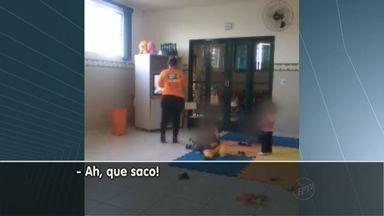 Funcionárias dizem que diretora sabia de maus-tratos em creche de Porto Ferreira - Elas afirmam que alertaram sobre casos de agressão, mas nenhuma providência foi tomada.