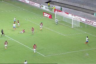 Alessandro pode estrear no jogo contra o Coritiba - O novo jogador do Bahia deve enfrentar o adversário longe da torcida.