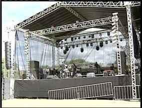 Começa em Valadares a 25ª edição do Fest Rock - Evento não era realizado há cinco anos.