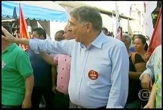 Confira como foi o dia de campanha dos candidatos ao Governo de Minas - Pimentel falou sobre propostas para o Sul de Minas.