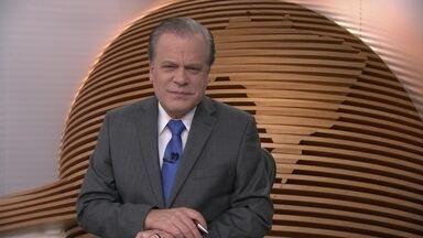 Confira os destaques do Bom Dia Brasil desta segunda-feira (8) - Um alerta para os pais: pedófilos estão usando jogos online como isca para se aproximar de crianças e adolescentes. Cadelinha salva dona de 10 anos do ataque de um estuprador.
