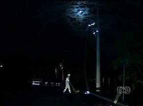 Fornecimento de energia elétrica é normalizado em Taquaruçu - Fornecimento de energia elétrica é normalizado em Taquaruçu.