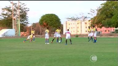 Confira os gols de jogos do fim de semana em rodada do Campeonato Piauiense sub-17 - Confira os gols de jogos do fim de semana em rodada do Campeonato Piauiense sub-17