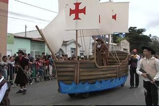 Sete de Setembro é comemorado com desfiles por todo o estado; veja - Confira um giro pelo interior.