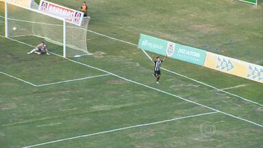 Tupi goleia e chega à vice-liderança na Série C - Time mineiro venceu o Mogi Mirim por 5 a 0