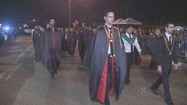 Bom Dia Amazônia mostra resumo dos desfiles de sete de setembro, em Porto Velho - No último domingo (7) militares foram ás ruas comemorar data.