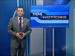 Veja os assuntos de destaque do TEM Notícias do Centro-Oeste Paulista - O fim de semana foi marcado por vários acidentes nas estradas da região. Só em Gália, oito pessoas ficaram feridas depois de um capotamento.