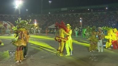 Festival Folclórico do Amazonas movimenta o fim de semana em Manaus - Evento recebeu público recorde; comerciantes estão animados com o aumento nas vendas.