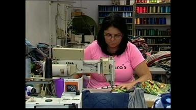 Terceirização do serviço de costureira tem se tornado alternativa em Divinópolis - Falta de mão de obra qualificada está mudando a realidade do setor.