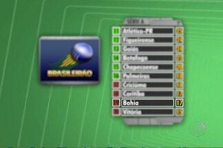 Bahia pode ter o atacante Alessandro como titular na próxima rodada - Confira as notícias do tricolor baiano.