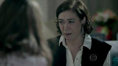 Império - Capítulo de terça-feira, dia 09/09/2014, na íntegra - Maria Marta e Maria Isis se enfrentam