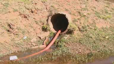Série especial mostra ações polêmicas geradas pela falta de água - Série especial mostra ações polêmicas geradas pela falta de água.