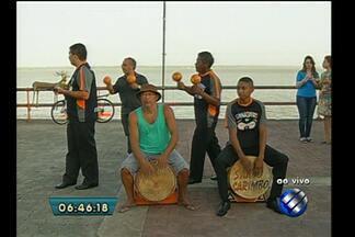Carimbó pode ser reconhecido como patrimônio cultural do país - Em Belém uma verdadeira festa está sendo organizada no mercado do Ver-o-Peso.