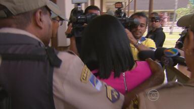 Júri condena mulher a 19 anos e 6 meses por morte de empresária - Sayonara Boner foi considerada culpada pelo assassinato de Narda Biondi.