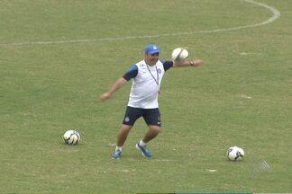 'Para mim não existe jogo impossível', diz Kleina sobre o jogo entre Bahia e Cruzeiro - Confira as notícias do tricolor baiano.