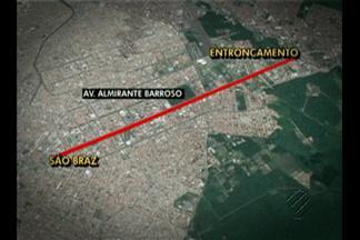 Almirante Barroso será interditada de São Brás ao Entroncamento - Interdição será neste final de semana.