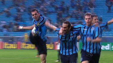 De olho na quinta vitória seguida, Grêmio encara o Atlético-MG em Belo Horizonte - Fellipe Bastos é um dos destaques na boa fase do tricolor.