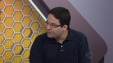 Comentarista Diego Alves afirma que Tupi-MG precisa trazer pontos de Madureira - Segundo analista, confronto direto contra adversário será importante para classificação à segunda fase. Jornalista destaca boa campanha alvinegra na Série C