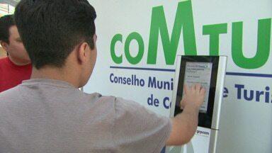 Mais de 3 mil pessoas participaram de pesquisa em Cascavel - Hoje foi o último dia para responder às perguntas na urna eletrônica da RPCTV.