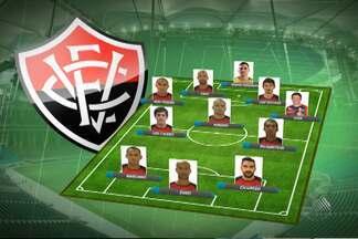 Vitória pode sair da zona de rebaixamento se vencer o Atlético nesse domingo (14) - Confira as notícias do rubro-negro baiano.