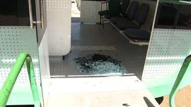 Posto da PM é arrombado em Ceilândia Norte - Um posto da Polícia Militar foi arrombado em Ceilândia Norte. O local estava vazio durante a madrugada desta segunda-feira (15). Os policiais faziam uma ronda. A porta de vidro foi quebrada. Um computador foi roubado.