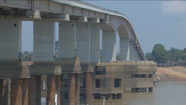 Ponte sobre o Rio Madeira é inaugurada em Porto Velho - Obra que levou cinco anos para ser entregue facilitará o acesso à BR-319.