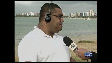 Empresas prestadoras de serviços do meio ambiente celebraram dia mundial de limpeza - Ação de limpeza será realizada, dia 20 de setembro, na praia da Pajuçara.