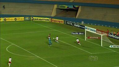 Atlético-GO e Vila Nova vencem na Série B do Brasileirão - O Atlético-GO e o Vila Nova venceram pela Série B do Brasileiro na última rodada.