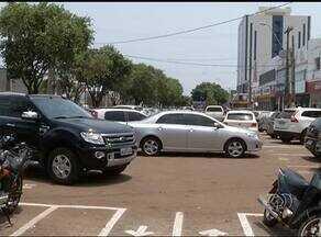 Estacionamento rotativo de Palmas deve entrar em vigor em 120 dias - Estacionamento rotativo de Palmas deve entrar em vigor em 120 dias.